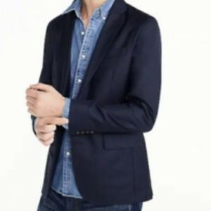 NWT J.Crew Slim-fit Unstructured Ludlow American